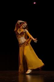 Erzählkunst und Orientalischer Tanz