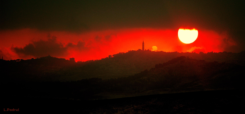 The Shadow of Jerusalem - Fotografien von Leonid Padrul
