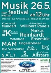 Musikfestival Köln-Rath/Heumar
