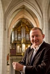 Orgelimprovisationskonzert mit Otto M. Krämer (Straelen)