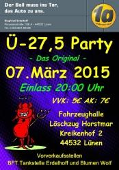 Ü-27,5 Party