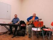 Singnachmittag beim DRK Kandern