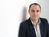 """Norbert Gstrein liest aus """"Eine Ahnung vom Anfang"""""""