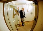 Bunker aus dem Kalten Krieg - Buchlesung im Atombunker Satzvey