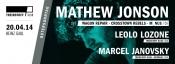 Treibstoff Klub Mit Mathew Jonson [Live] - Ostersonntag