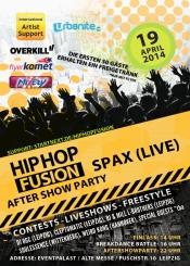 Hip Hop Fusion & Urban DanceFest Easter Special 2014
