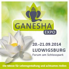Ganesha Expo Die Messe Für Lebensgestaltung Und Achtsames Heilen