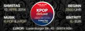 KPOP deluxe - KPop Party Köln