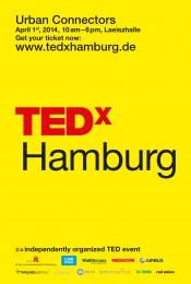 "TEDxHamburg ""Urban Connectors"""