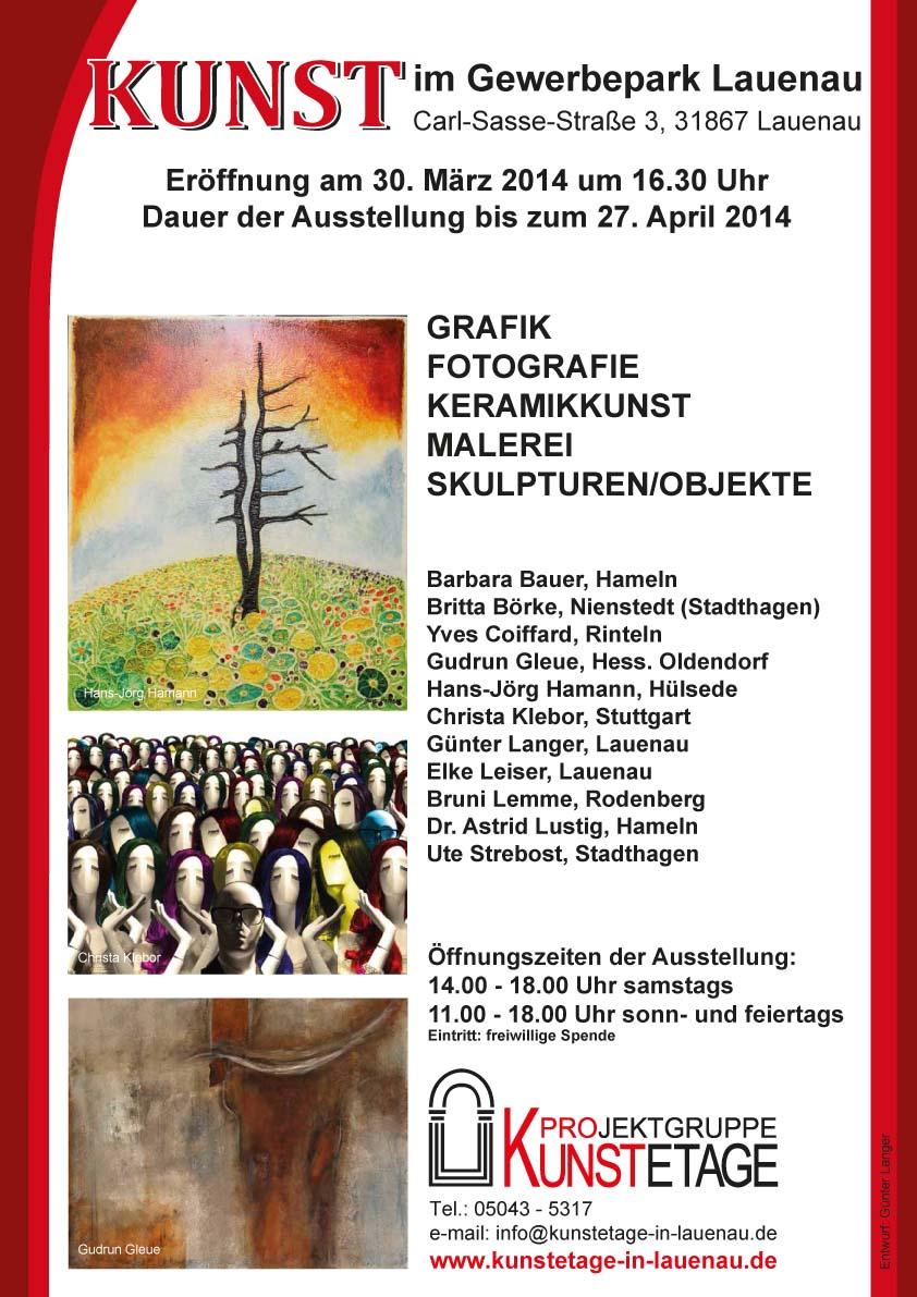 Kunst im Gewerbepark Lauenau