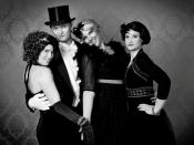 Filmmusik-Musical-Dinner-Show, Hotel Platte, Attendorn