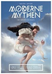 """Kunstausstellung """"Moderne Mythen"""" mit Jun Kim & Elke Kim"""