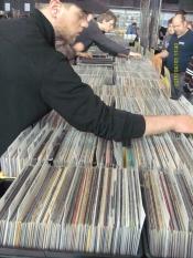 Bielefelder Schallplattenbörse