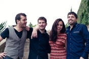 Rocío Faks Quartet & Antonio Serrano