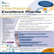 Marketing Excellence Pharma Conference