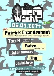 BergWacht mit Patrick Chardronnet LIVE