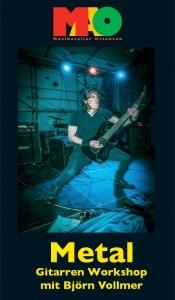 Metal Gitarren Workshop mit Björn Vollmer (ex-Necrophagist )