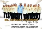 El Gran Combo de Puerto Rico 2014 München