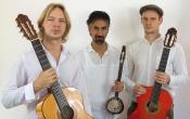 Sonntagskonzert im Klangraum-kunigunde mit dem Trio Zyriab