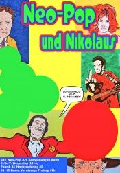 Neo Pop und Nikolaus