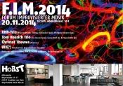 F.I.M. 2015 Forum Improvisierter Musik