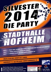 Silvester Partydrome