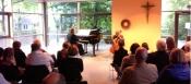 Kammerkonzert mit Wolfgang Harnisch (Cello) und Otto M. Krämer (Klavier)