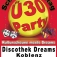 "ü-30 Party Am ""Schwerdonnerstag"""