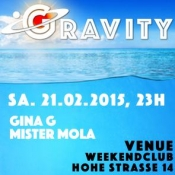 Gravity - Cologne / Clubbing for open minded people