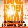 Tanz In Den Mai 2015 Mit Dj Thomy
