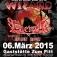 Wizard Metal Tourauftakt