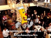 Vatertag-Brauhaustour inkl. Bier, Kölsche Happen & Schnaps, spaßig und unvergesslich