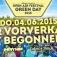 Green Day - Open Air Festival
