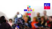 Aufzeichnung eines TV-Gottesdienstes durch ERF Medien in Mannheim