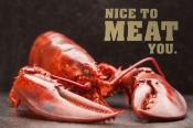 Lobster Special im März im Wilson´s