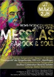 Messias Barock & Soul am 07. März 2015 in Seligenstadt