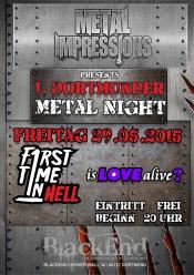 1. Dortmunder Metal Night