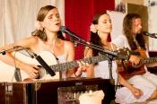 Mantra Konzert mit der Band The Love Keys & Anandini in Apolda