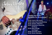 John Illsley of Dire Straits - Deutschlandtour 2015