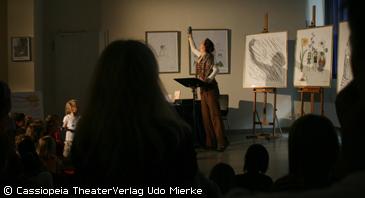 Hörbuch live: Max auf den Bäumen