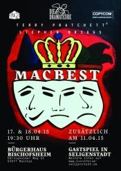MacBest - Theater auf der Scheibenwelt