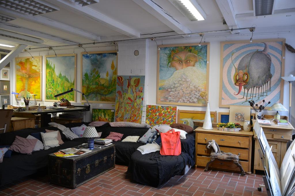 Galerie und Atelier Pleikies
