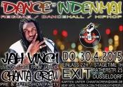 """""""Dance"""" In Den Mai Mit Jah Vinci (Ja) -live On Stage- & Chanta Crew"""