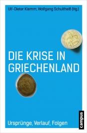 Buchvorstellung mit Wolfgang Schultheiß: Die Krise in Griechenland