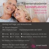 Zahnimplantate – das Plus an Lebensqualität