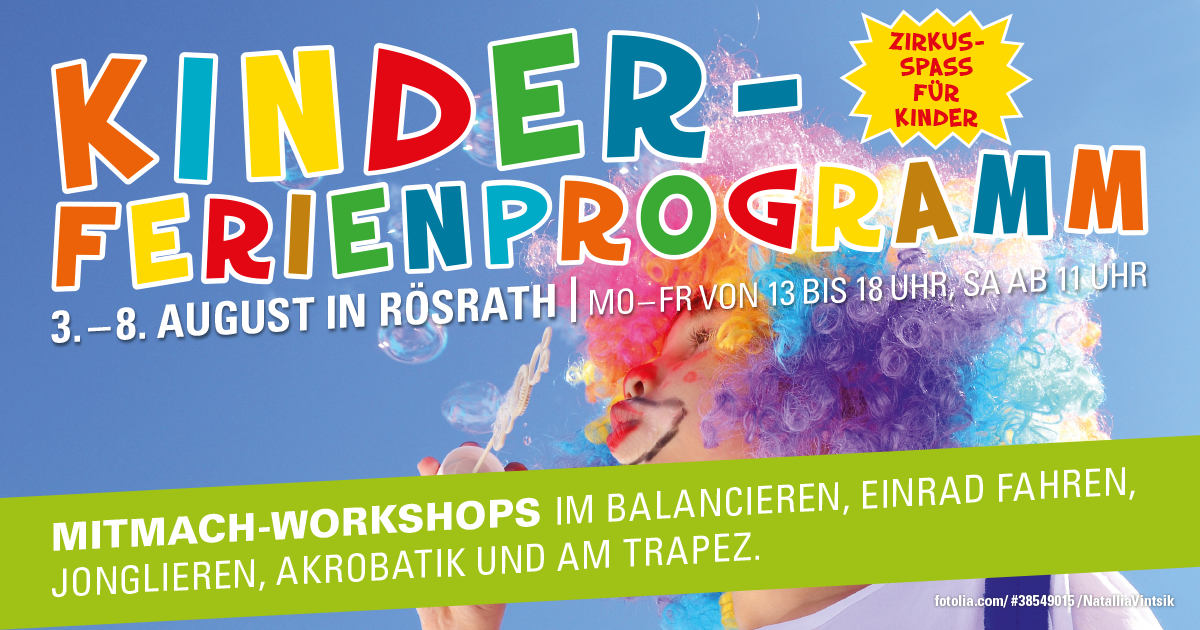 Kinderferienprogramm In Rösrath Am 05082015 Möbel Höffner