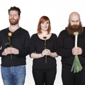 The Comedy Red Pack: Johnny Armstrong, Lena Liebkind, Andreas Weber