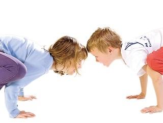 Yoga Fur Kinder 3 6 Jahre In Wangerland Am 18 10 2015 Yoga Vidya Nordsee