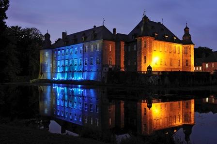Lichtfestival Schloss Dyck
