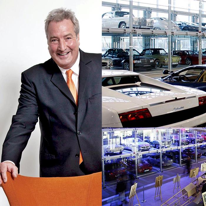Genuss und Humor mit Alexander Munke in Böblingen im Motorworld